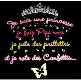 Body je suis une princesse