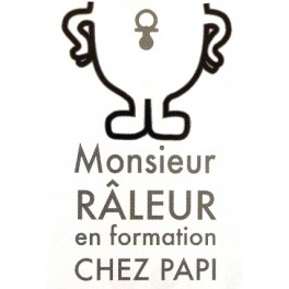 Body  Monsieur Raleur en formation