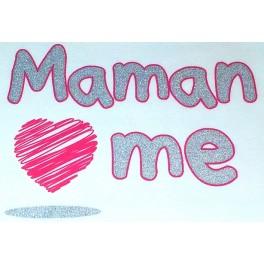 Pyjama Maman love me