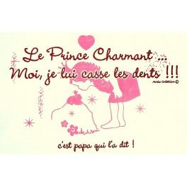 T-shirt Le Prince Charmant